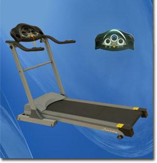 供应豪华型家用折叠电动跑步机2