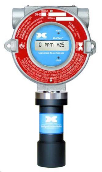 Unitox有毒气体检测仪探测