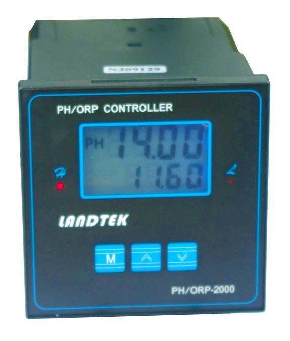 ...控制器样板图 酸碱度控制器PH ORP2000 广州兰泰仪器有限...