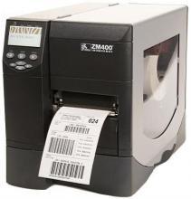 供应ZebraZM400条码打印机