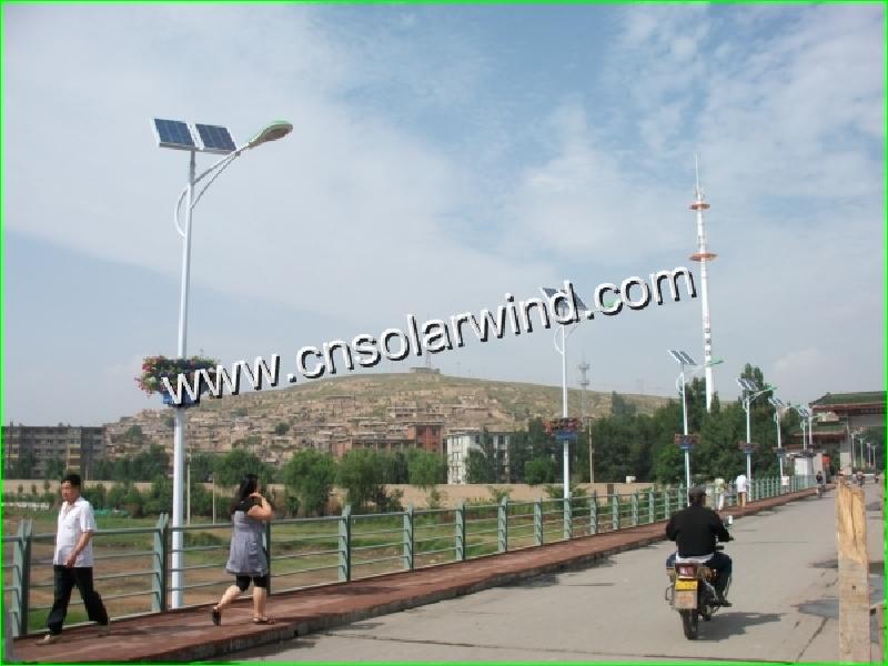 供应北京太阳能路灯厂家太阳能LED灯