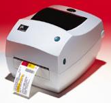 斑马2844条码标签打印机图片
