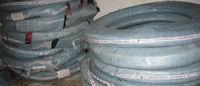 供应广州狮球胶管高压钢丝缠绕胶管批发