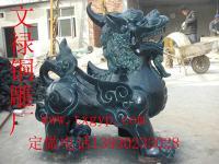供应铜雕貔貅铸铜貔貅雕塑貔貅