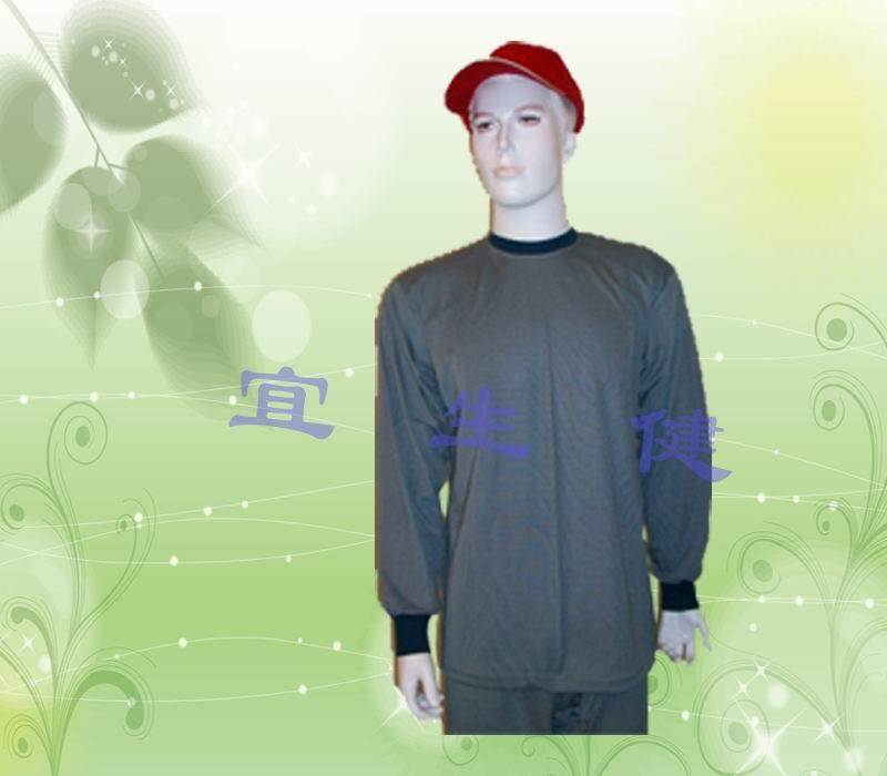 供应磁石理疗套服 纳米磁疗纳米保暖内衣 oem加工图片