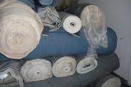 高价收购东莞库存针织布料回收布料图片