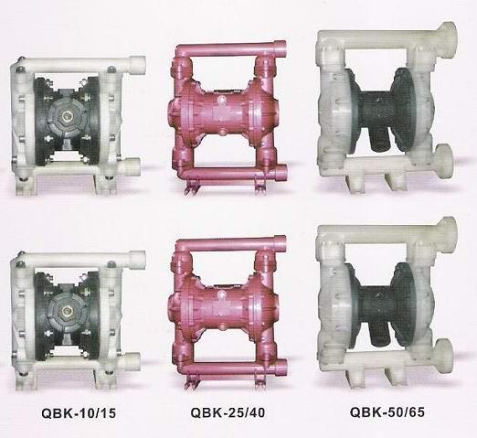 QBK隔膜泵