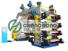 供应八色薄膜柔印机八色薄膜柔印刷机