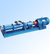 污水螺杆泵