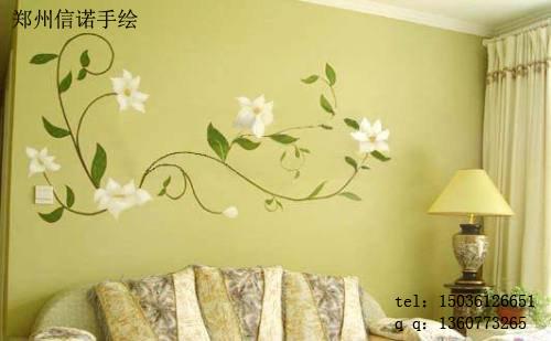郑州手绘墙网图片