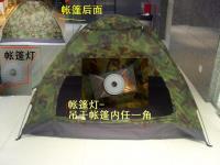广州厂家供应野营帐篷