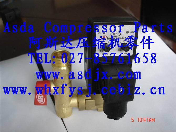 英格索兰电子排水阀37995917电子排污阀图片