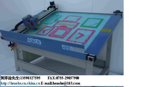 奥科卡纸机/电脑卡纸机/雕花卡纸机/十字绣卡纸机、