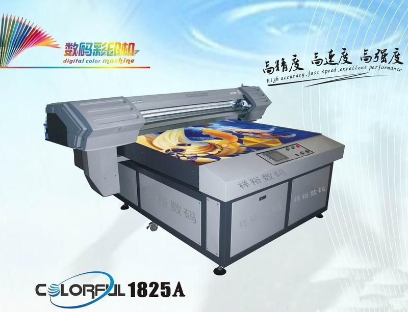 供应用于服装裁片印花|毛衫喷墨的罗兰数码印刷机图片