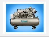 供应水冷微油润滑双缸并列单级空压机批发