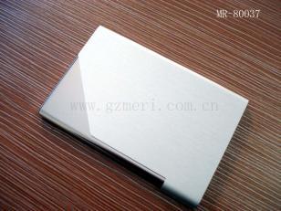 铝合金配不锈钢名片盒图片