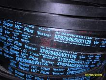 供应美国盖茨三角带XPA.XPB.XPC.XPZ耐高温齿形三角带