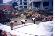 HDPE建筑防水膜图片