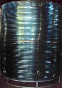 保温水箱热泵热水器匹配用的水箱图片