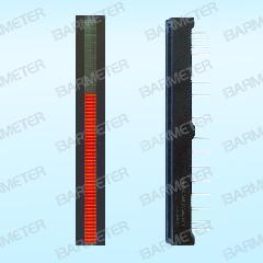 供应64线75mmLED光柱显示器件