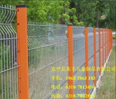 别墅护栏网图片/别墅护栏网样板图 (3)