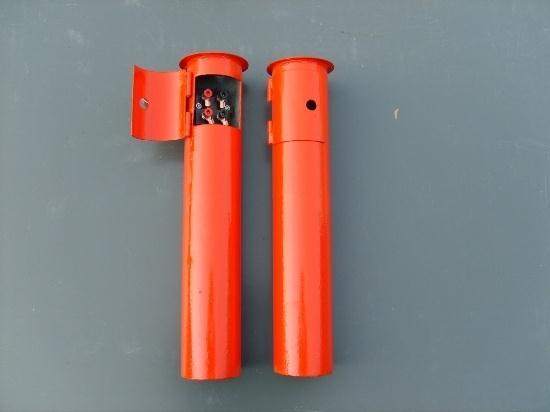 供应阴极保护专用钢制测试桩