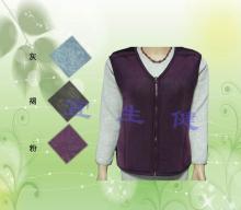 供应托玛琳磁疗棉坎肩 自发热保暖护具 订单加工