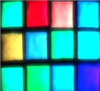 夜光布料专用夜光粉彩色夜光粉防水型夜光粉
