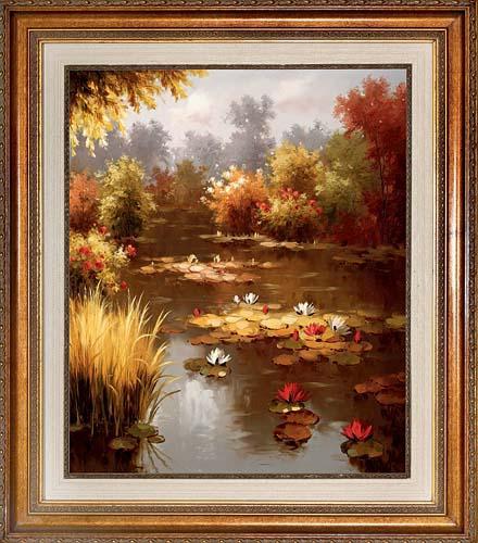 供应装饰油画风景油画