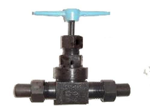 供应管路管道气体直通式截止阀