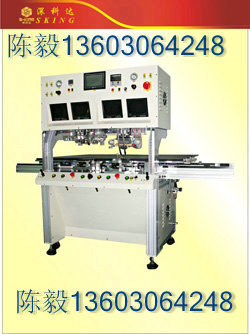 供应深圳液晶屏热压机