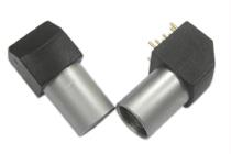 用于印制线路板90°弯角式插座CNT07金属连接器-柯耐特批发