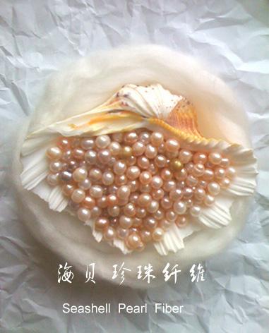 供应珍珠共混再生纤维素纤维批发