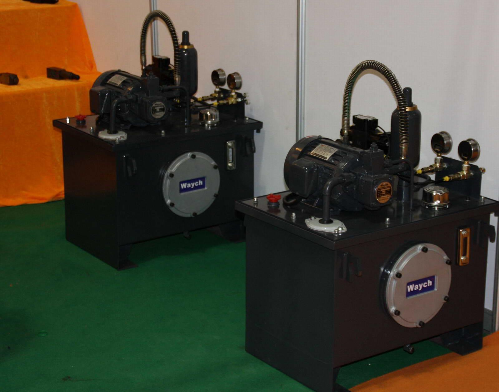 供应数控机床液压系统图片