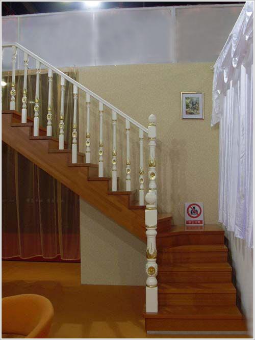 供应别墅圆弧楼梯 别墅圆弧楼梯设计 扬州光大楼梯