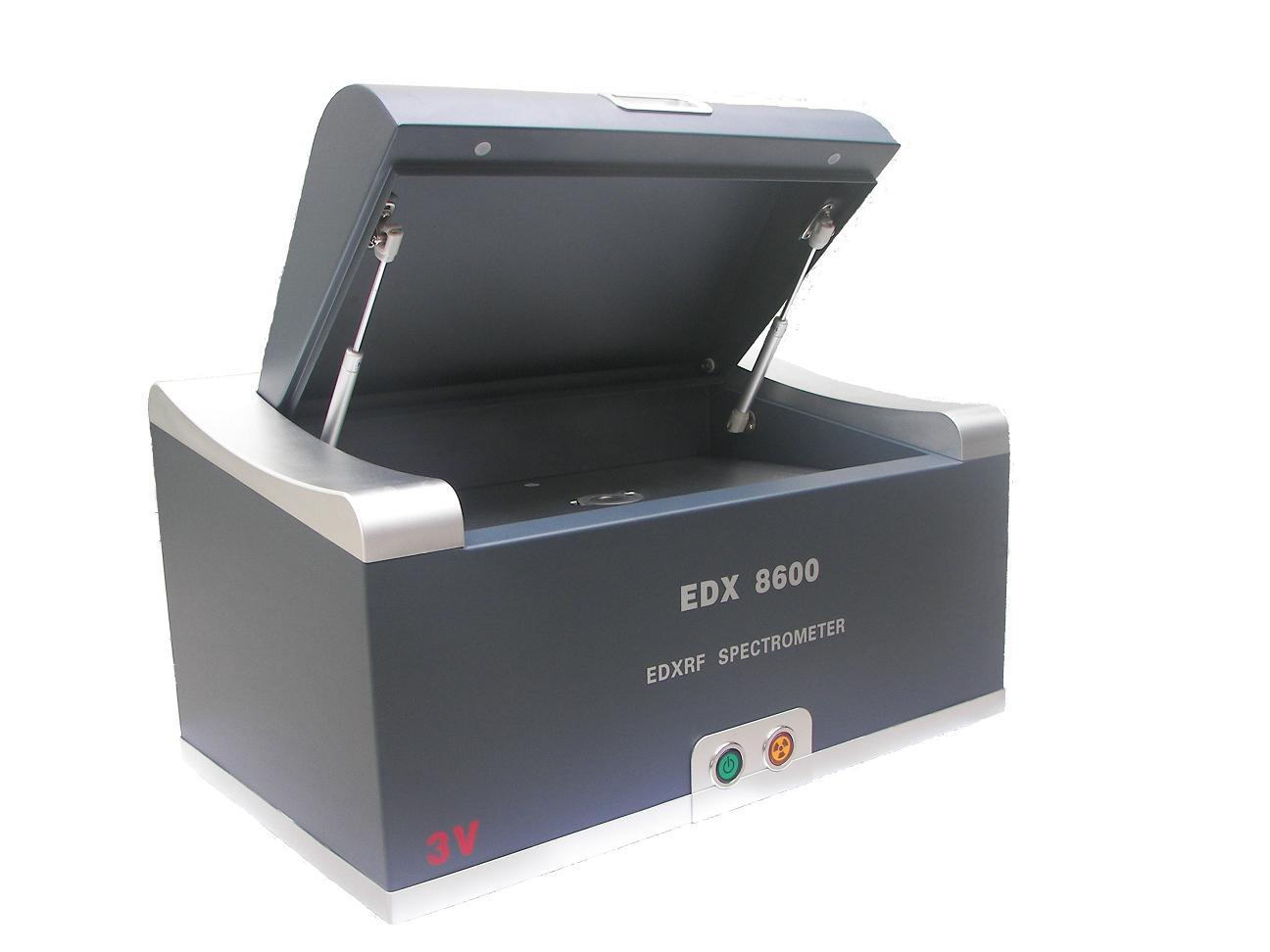 光谱仪图片 光谱仪样板图 能量色散X光谱仪 苏州三值精密...