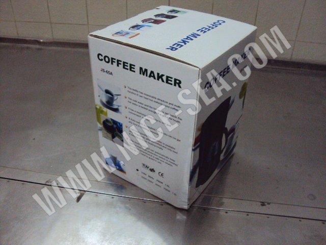 咖啡机图片 咖啡机样板图 110V伏电动咖啡机12杯 广州悦海...