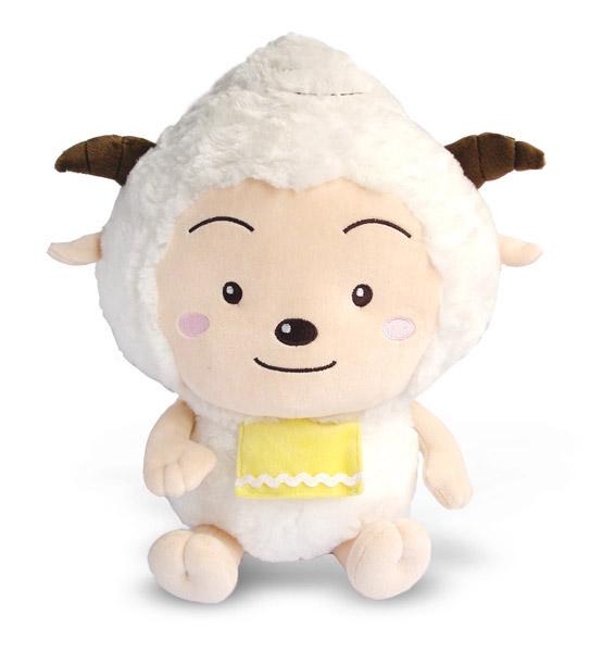 懒羊羊/懒羊羊大号50CM喜羊羊美羊羊灰太狼玩具仿真毛绒懒羊羊大号...