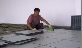 邳州防静电地板销售
