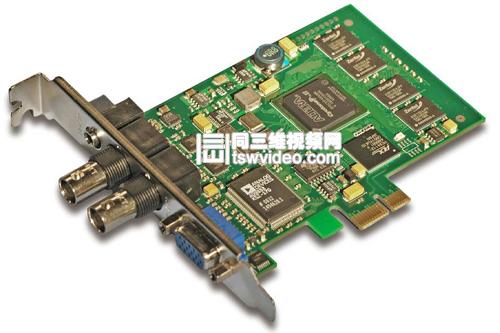 供应PCI-E高清VGA视频采集卡