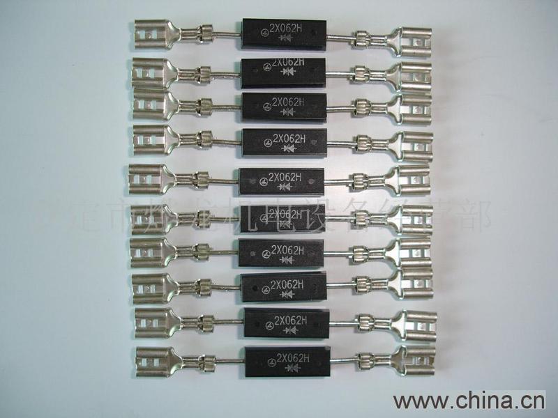 二极管三极管电子料,电子元件进口清关,二三极管含税进口图片