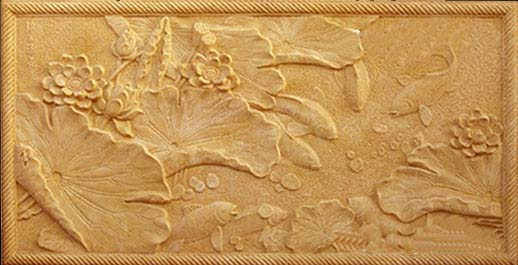 砂岩壁画浮雕-砂岩壁画图片