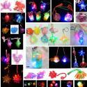 手机发光饰品专用环保型夜光粉图片
