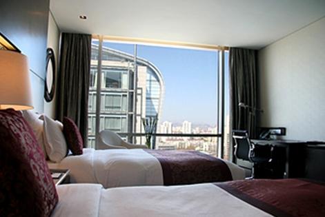 青岛海尔洲际大酒店图片