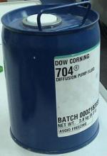 供应道康宁扩散泵油DC704