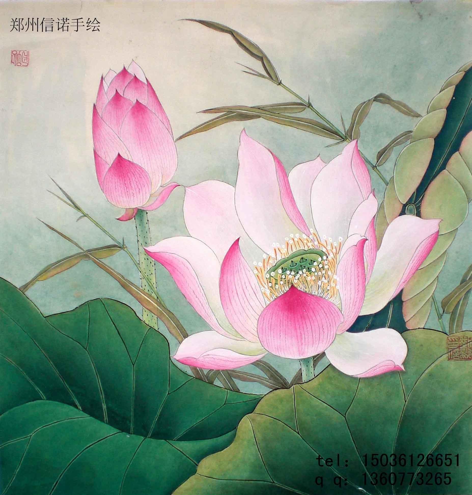 郑州手绘墙图片