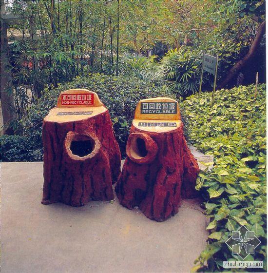 供应园林景观小品雕塑仿真竹简,假山喷泉,凉亭长廊,园林景观小品.图片