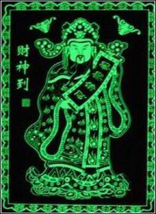 夜光粉用于发光涂料中的使用方法图片