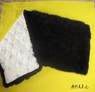 床毯黑色50165批发