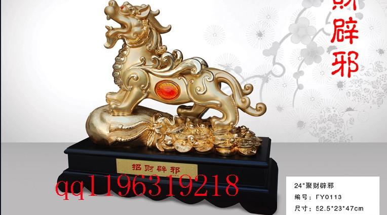 深圳树脂工艺品公司图片